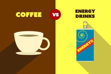 coffee vs energy drinks