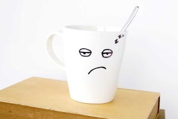 weak coffee