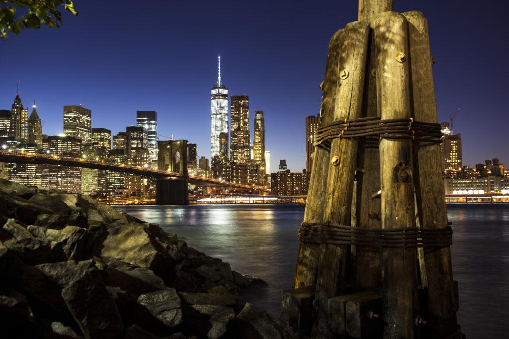 Brooklyn Bridge by Robert Sternheim