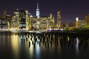 Brooklyn Bridge Park by Robert Sternheim