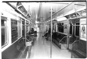Subway 2 by Robert Sternheim