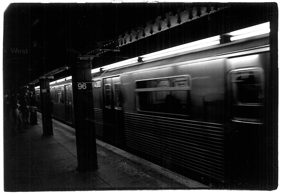 Subway 1 by Robert Sternheim