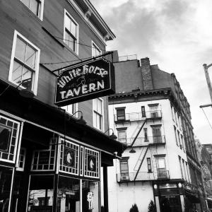 A Sound Community, White Horse Tavern