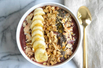 The Best Acai Bowl