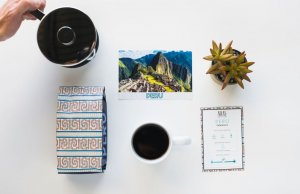 Coffee Time Peru_Atlas Coffee Club Coffee Bag Design