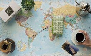 Atlas Coffee Club Coffee Bag Designs Brazil