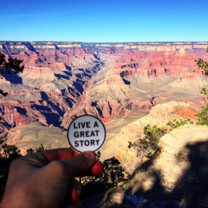 Live a Great Story Grand Canyon