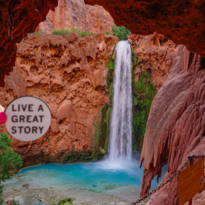 Live a Great Story, Falls