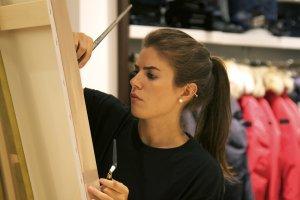 Samara Shuter Painting