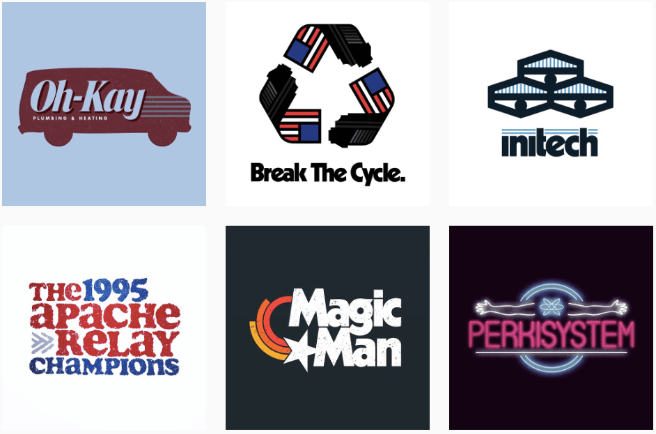 365 Logos By: Jason Matheny