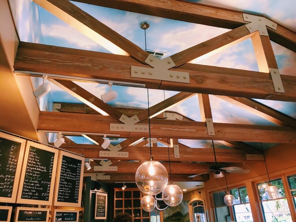 Chico Coffee Shop, Bidwell Perk