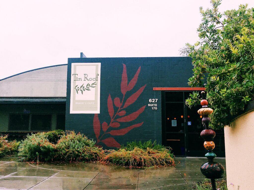 Chico Coffee Shop, Tin Roof