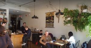 Curio Coffee Boston Coffee Shops