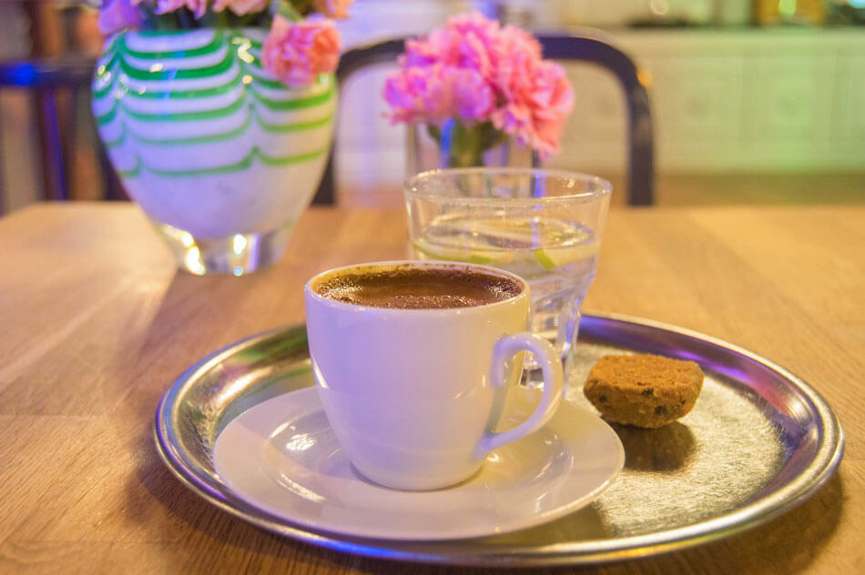 Yulia Dyukova Turkish Coffee