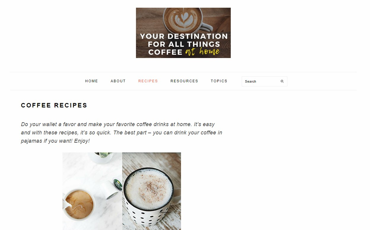 Best Coffee Blogs: Coffee Stylish