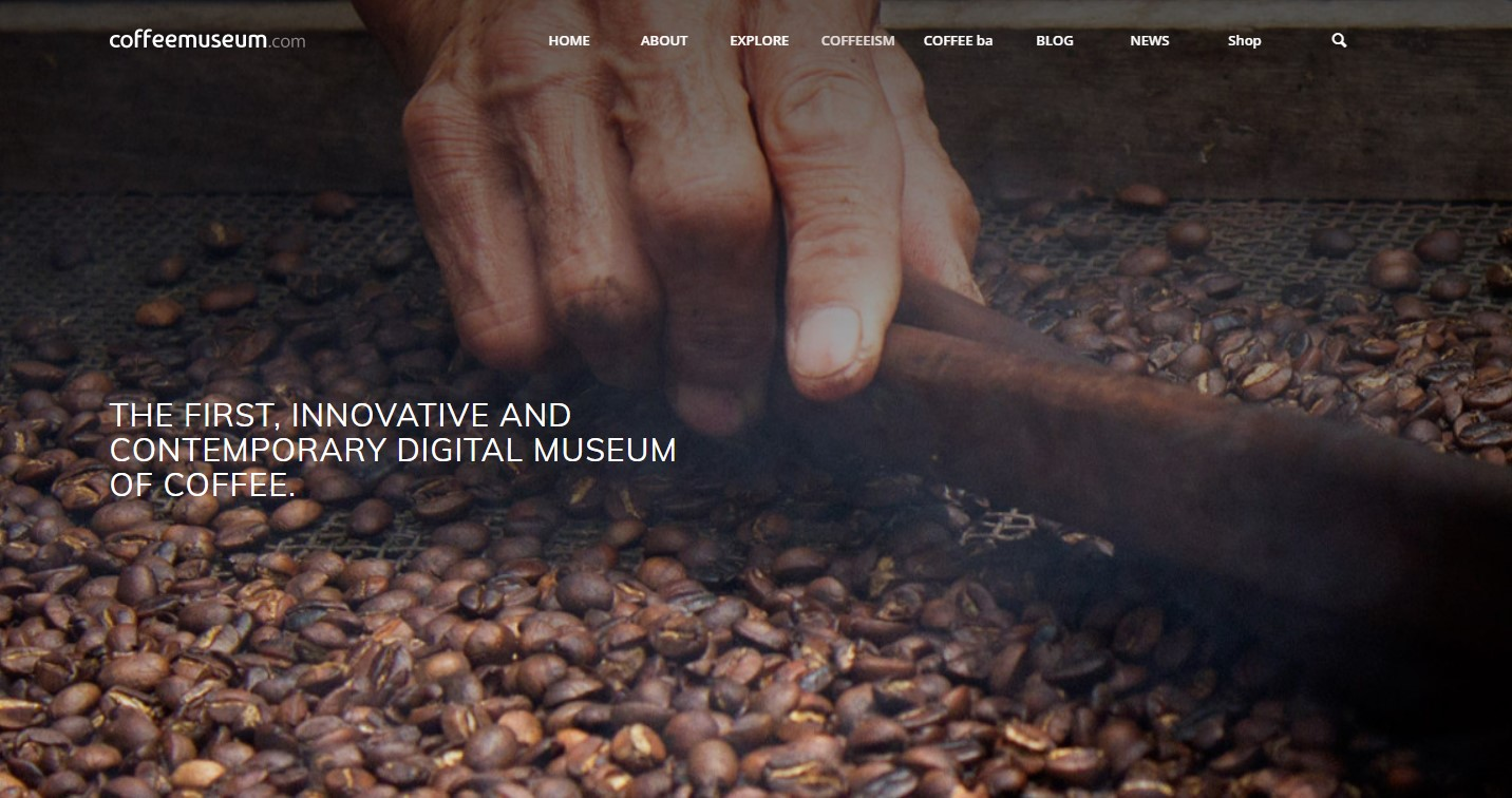Best Coffee Blogs: Coffee Museum