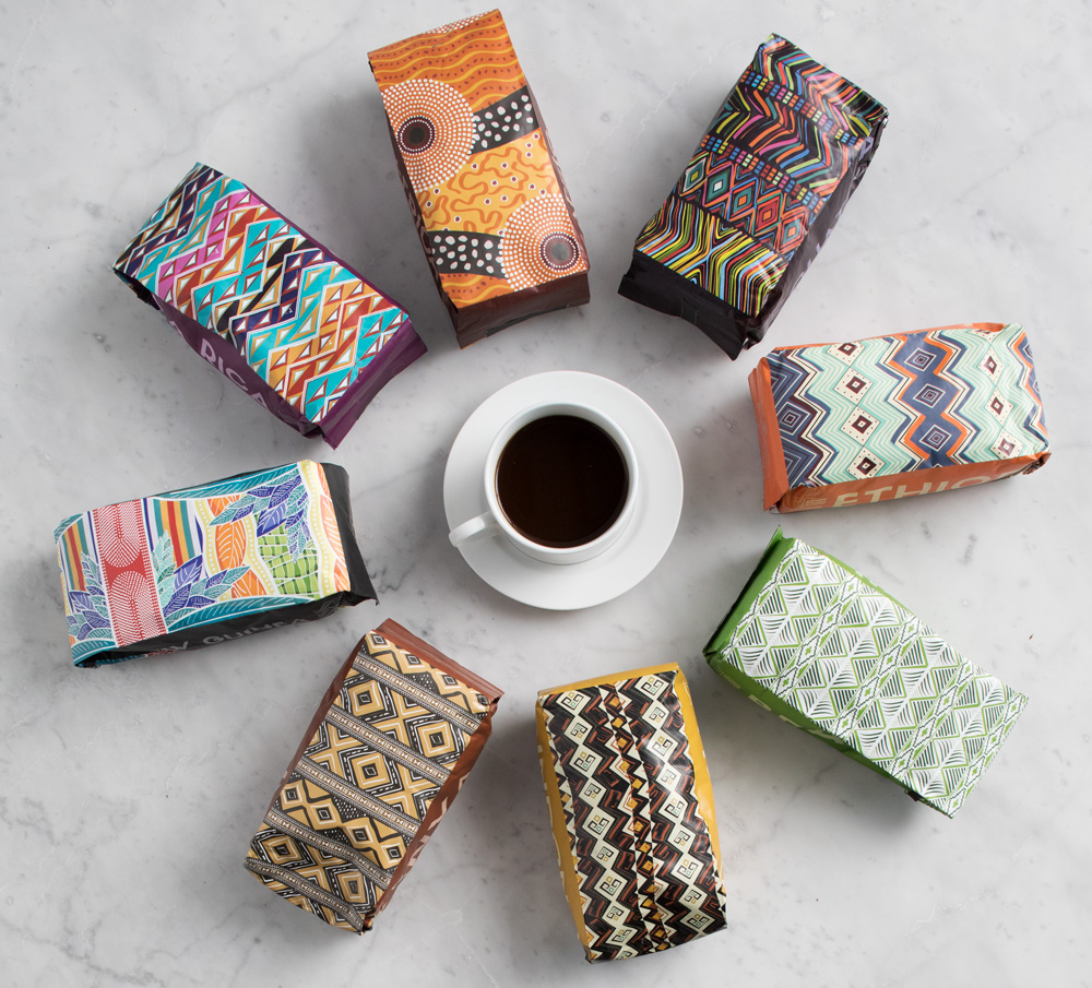 Gifts for Coffee Lovers: Coffee World Tour Atlas Coffee Club