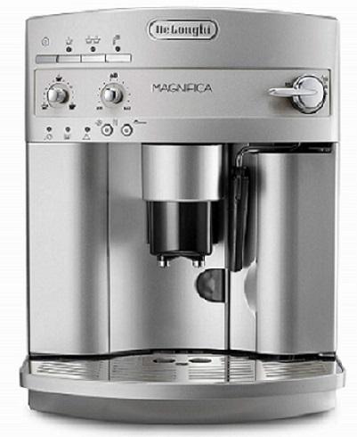 Best espresso machine: De'Longhi Magnifica