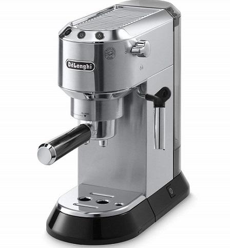 Best espresso machine: De'Longhi Dedica