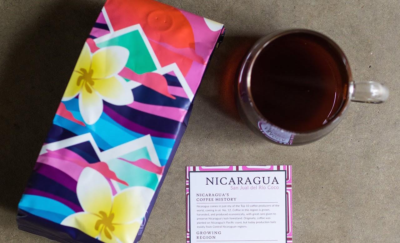 Atlas Nicaragua beans