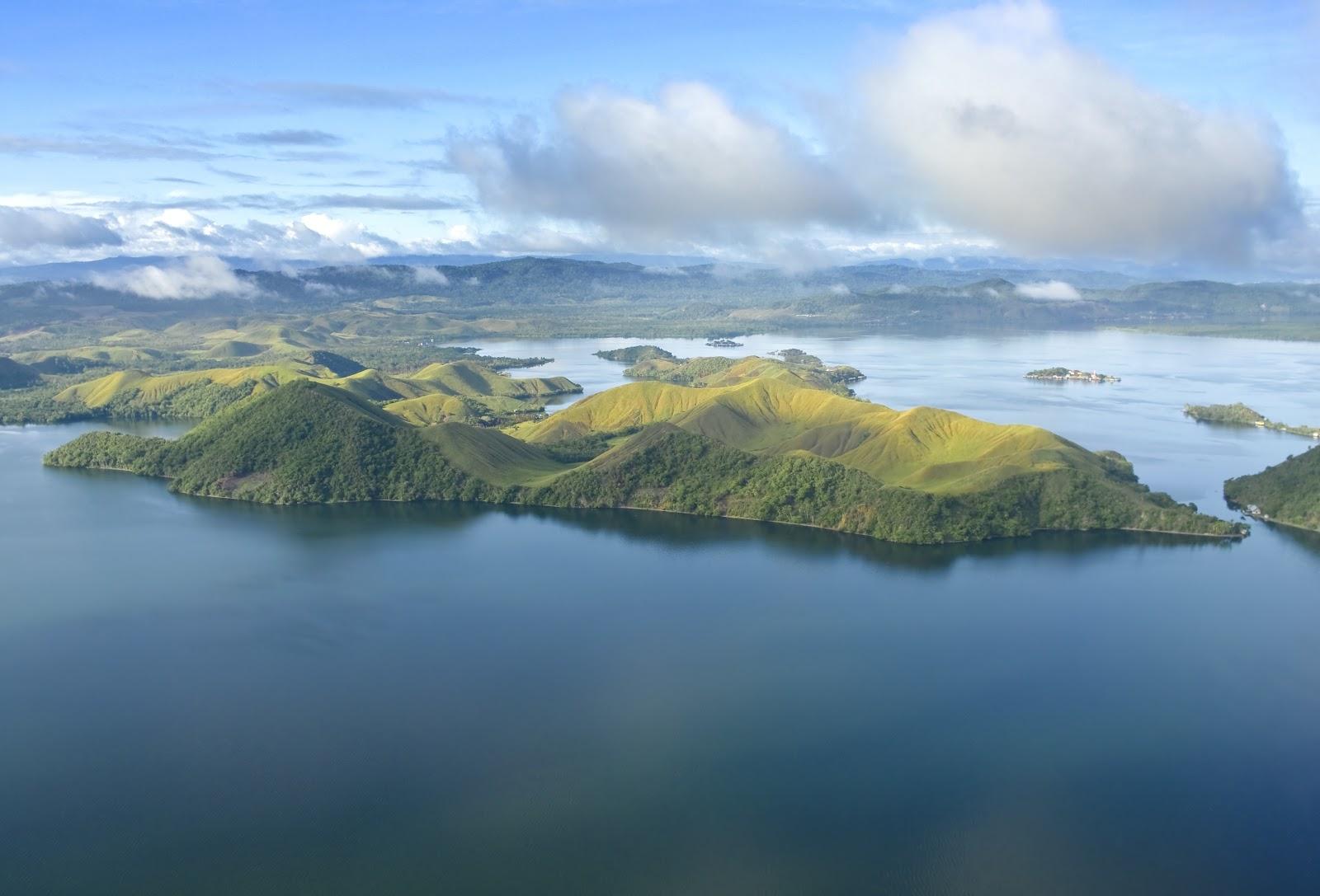 Papua New Guinea Landscape