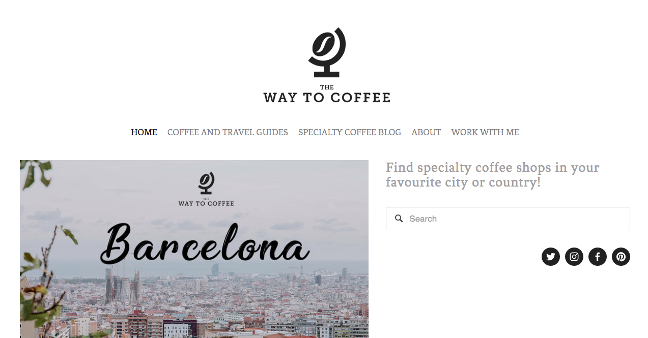 Best Coffee Blogs: The Way to Coffee