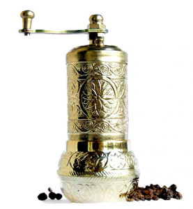 Bazaar Anatolia Turkish Grinder