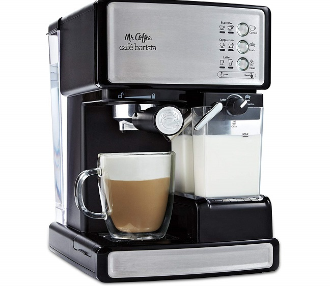 Best espresso machine: Mr Coffee