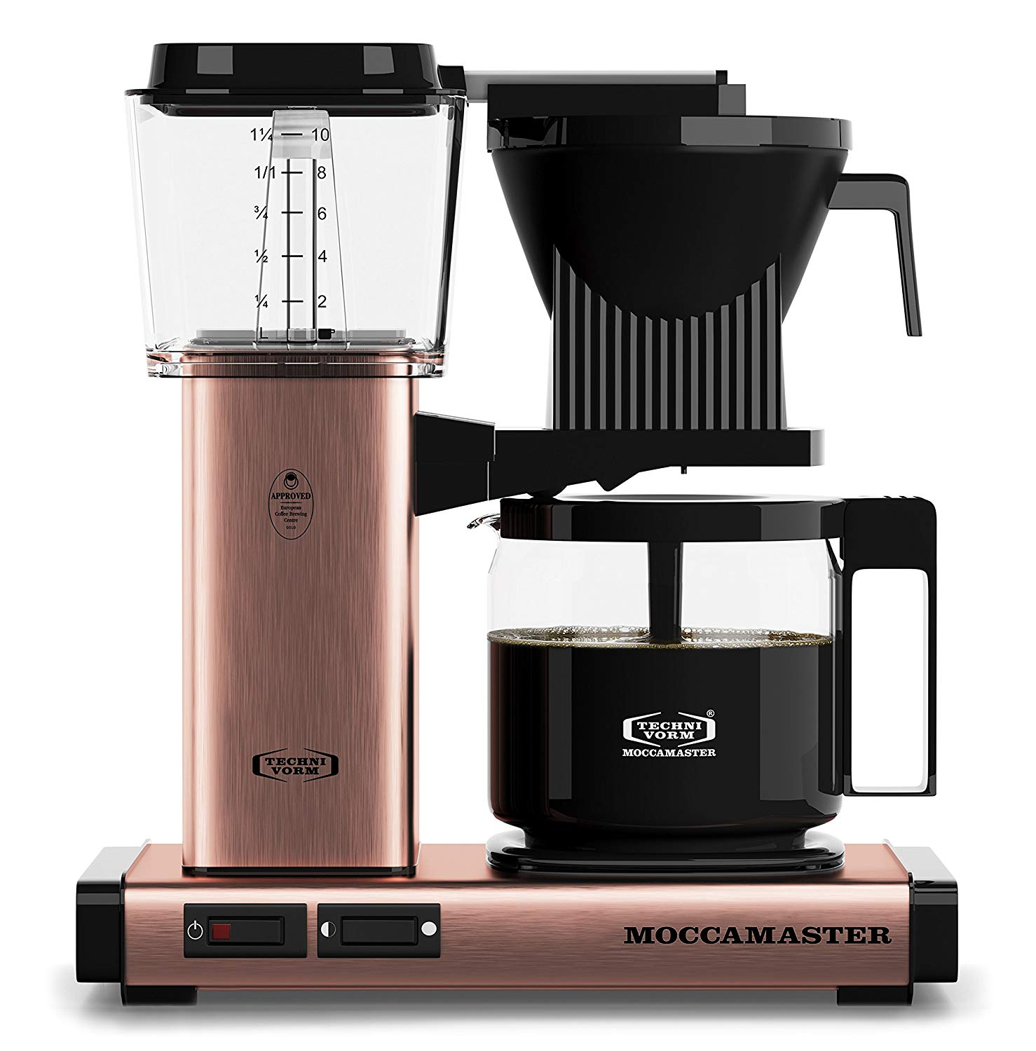 Gifts for Coffee Lovers: Moccamaster Coffee Brewer