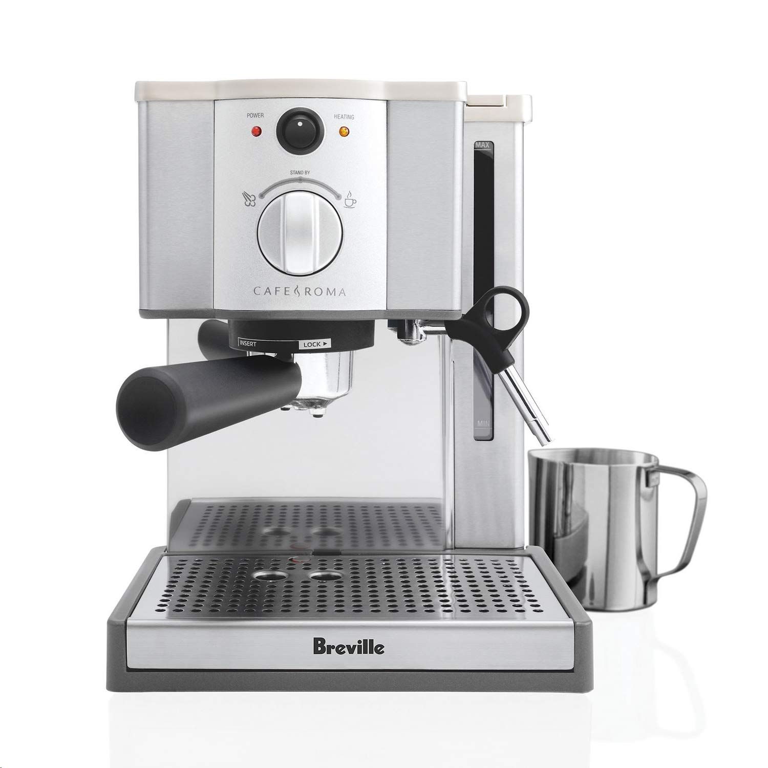 Gifts for Coffee Lovers: Breville Espresso Maker
