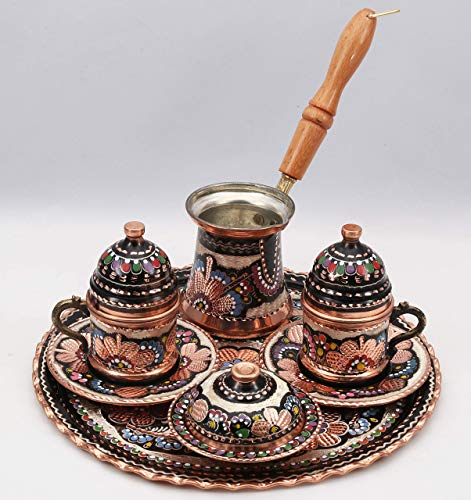 Gifts for Coffee Lovers: Turkish Coffee Set