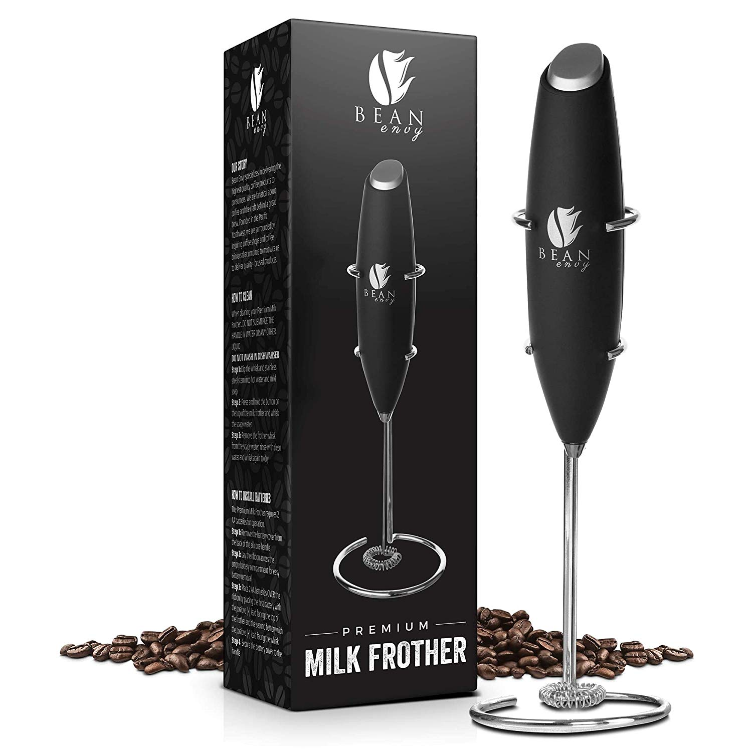 Bean Envy Milk Frother