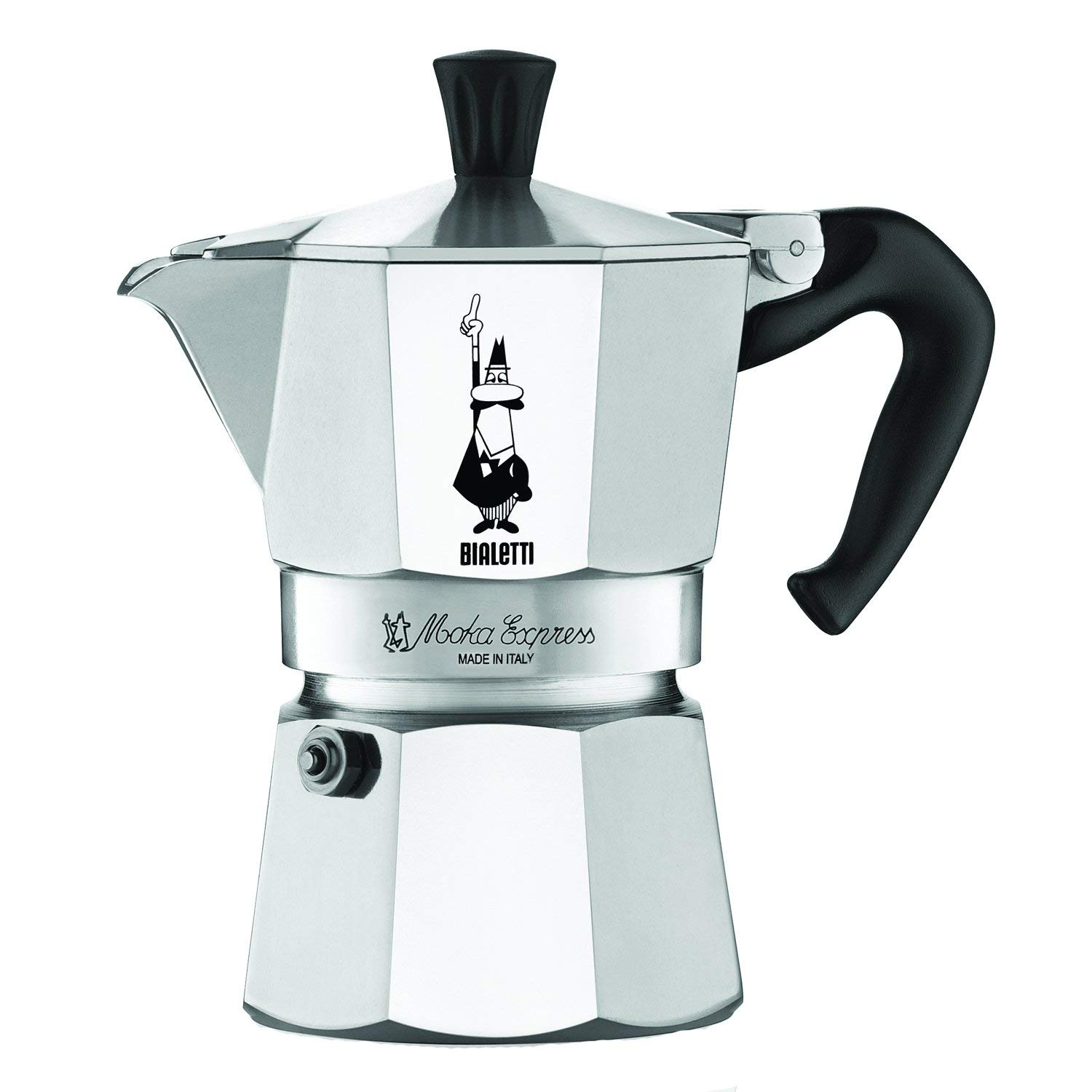 Gifts for Coffee Lovers: Bialetti Moka Express