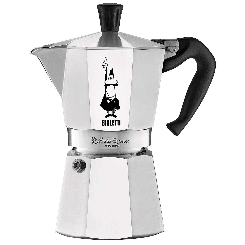 Stovetop espresso maker: Bialetti express