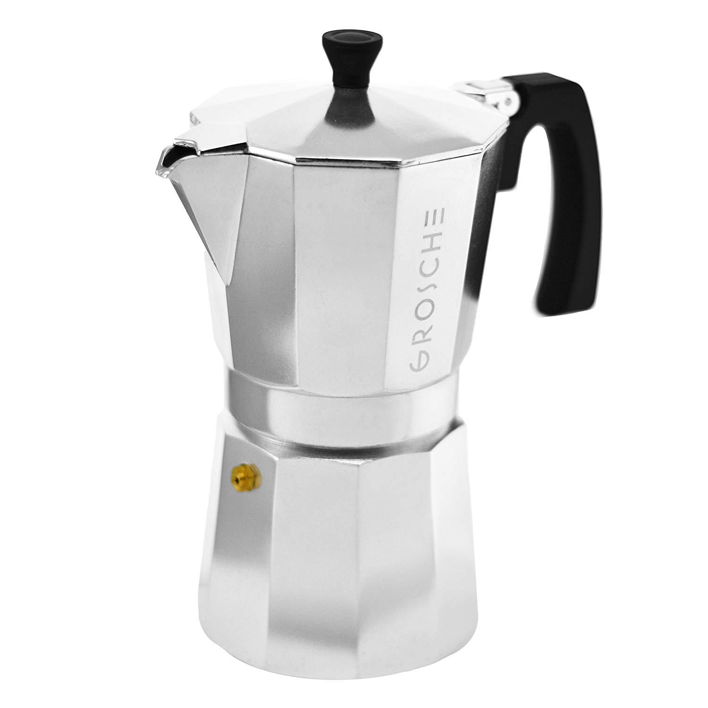 Stovetop espresso maker: Grosche